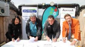 Une seconde unité de méthanisation collective pour Agritexia