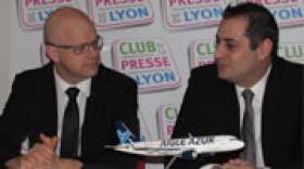 Les ambitions lyonnaises d'Aigle Azur