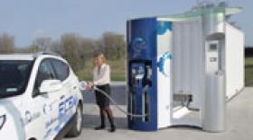 Les stations à hydrogène font un bond en avant au Danemark avec Air Liquide