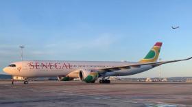 Air Sénégal à Genève, brefeco.com