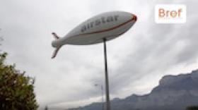VIDEO. Saga #BrefInnov 9/12 : les dirigeables d'Airstar