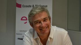 Alain Bouveret, dg d'Eloquant.