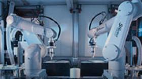 Alprobotic s'associe à Stäubli Robotics pour trois jours de démonstration