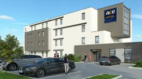 Le futur Ace Hôtel de Ville-La-Grand