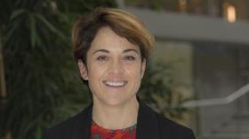 Annabel André-Laurent, vice-présidente de la Région déléguée à l'Économie et aux entreprises  - bref eco