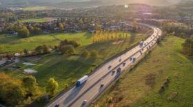 Area lance les travaux d'aménagement de l'A41 à Annecy Nord