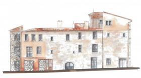 La maison du Chamarier dans le Vieux-Lyon