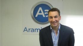 Nicolas Chartier, l'un des deux cofondateursd'Aramisauto.com.