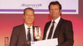 ARaymond France récompensé pour sa stratégie export