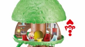 L'Arbre magique figure parmi les premiers jouets à avoir mis l'accent sur la nature.