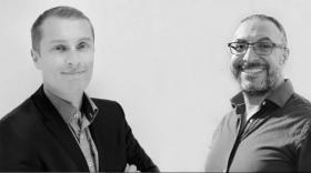 David Herbillon et Mohamed Habaz, brefeco.com