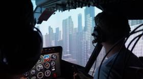 Le nouveau simulateur d'hélicoptère d'Aviasim