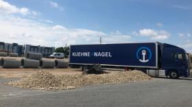 Kuehne +Nagel: malgré la crise, la reconstruction avance à Villefranche-sur-Saône