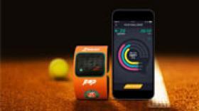 Babolat va lancer un bracelet connecté pour Roland-Garros