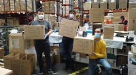 Les produits Babymoov sont réparés et reconditionnés dans les entrepôts clermontois