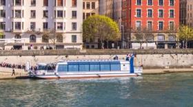 Lyon City Boat devient Les Bateaux de Lyon