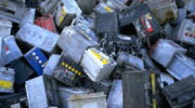 SNAM et le CEA s'associent pour récupérer les batteries en fin de vie