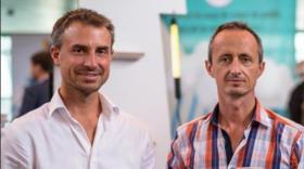 Frédéric Crampé et Patrick Leguillette, brefeco.com