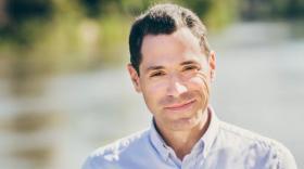 Julien Lebourgeois, fondateur et dirigeant de Béton Direct.