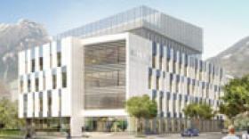 Grenoble : la construction du BHT 2 de Minatec doit débuter en 2017