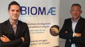 Biomae lève 850 000 euros