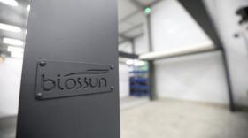 Biossun prêt à monter en puissance à Sassenage