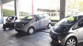 En 2017, le groupe Bolloré prévoit un doublement des locations de véhicules Bluely