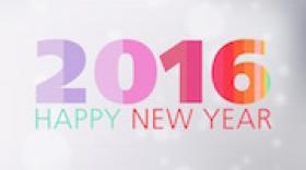 Message de la rédaction : Bonne année !