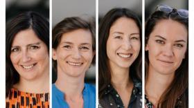 Audrey Julienne, Cécile Emery, Charlotte Fayat, Sophie Juvenon, brefeco.com