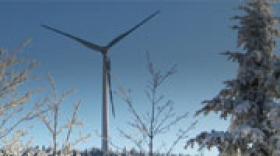 Boralex veut développer le parc éolien d'Ally-Mercoeur