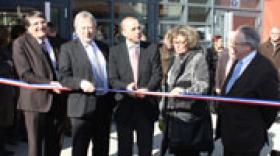 Bourg Habitat ouvre la résidence Plein sud