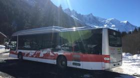 Chamonix Bus (Transdev)  - bref eco