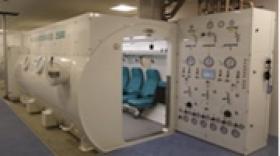 L'Hôpital Edouard Herriot se dote d'un nouveau centre hyperbare