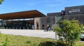 Campus Rhin-Rhône de Veolia à Jonage - bref eco