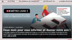 La cinquième ligne de métro mise au choix des Lyonnais