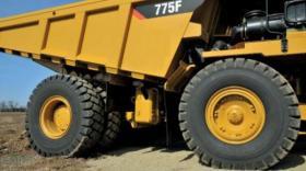 Michelin investit dans les pneus de génie civil