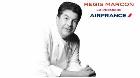 Des repas signés Marcon bientôt dans les avions Air France