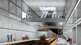 Les nouvelles rames seront utilisées sur la ligne B qui sera prochainement prolongée vers les hôpitaux Sud