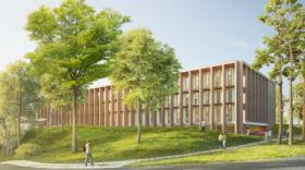 Le centre de recherche CENS-ELI.