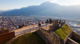 #Série d'été: La Bastille de Grenoble, perle du Dauphiné