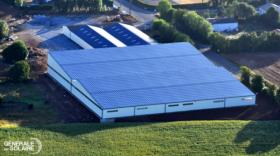 Enerfip et Générale du Solaire lancent une collecte pour des centrales solaires en service