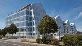 L'immeuble Boréal rassemble 700 salariés de Boehringer Ingelheim.