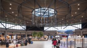 Le nouveau terminal 1 a représenté un investissement de 215 millions d'euros.