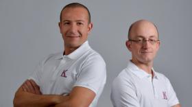 Khaled Baaziz et Stéphane Grousson brefeco.com