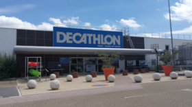 Le nouveau magasin Decathlon de Viriat