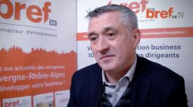 Jean-Paul Genoux, cofondateur de l'éditeur de logiciels Dimo Software