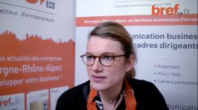 """Vidéo : Caroline Thévenon """"Pour Michel et Augustin, l'entreprise du futur est un lieu de vie et d'échanges"""""""