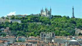 "Fourvière postule pour devenir ""Grand site de France"""