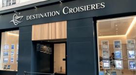 Rivages du Monde accoste chez Destination Croisières