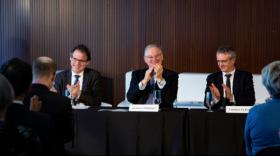 L'Université de Lyon et le CNRS inaugurent une antenne à l'Université d'Ottawa